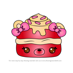 How to Draw Velvet Sprinkles from Num Noms