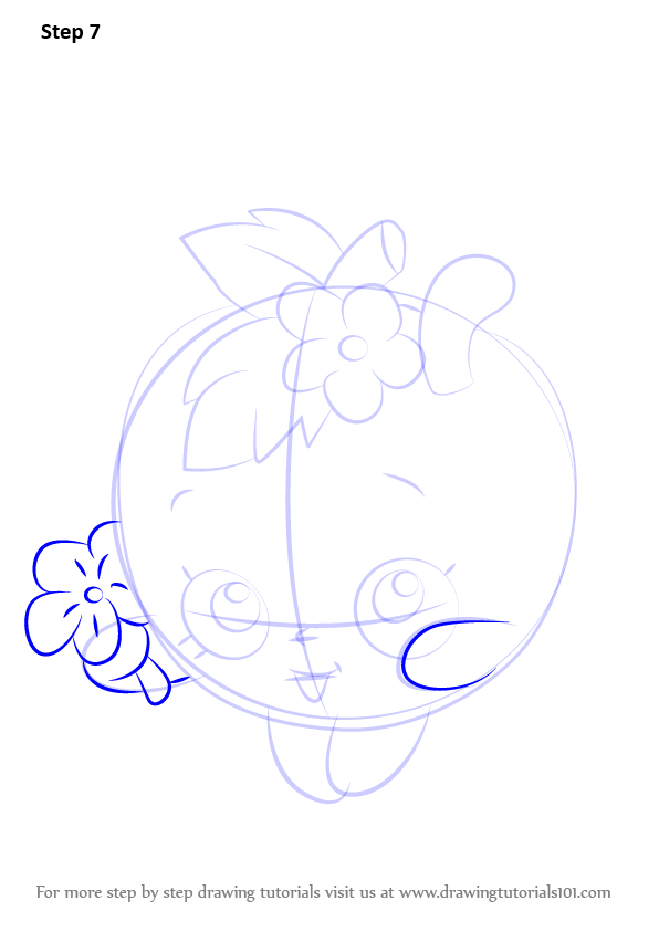 Learn How to Draw Apple Blossom