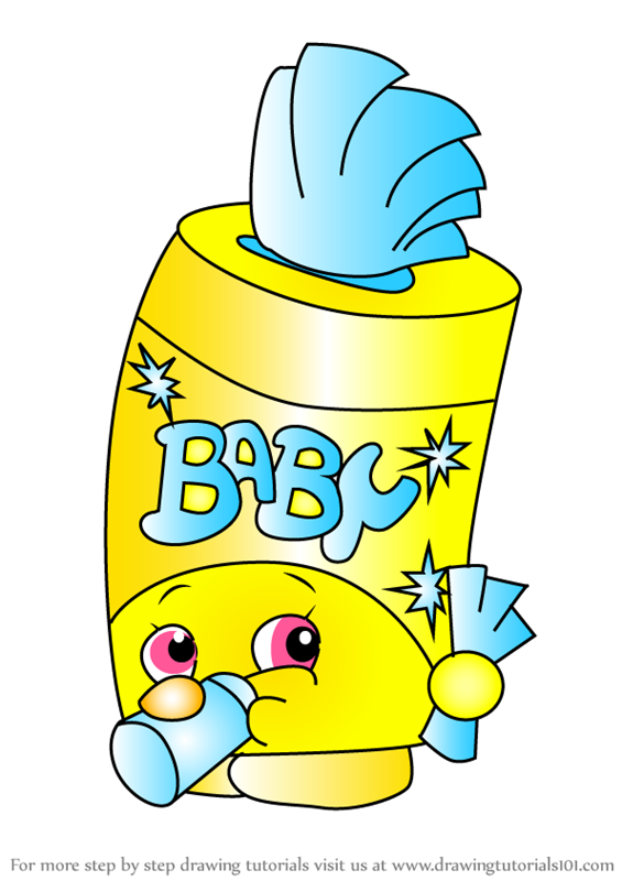 ... Shopkins Draw Coloring Pages   Photo#7 ...