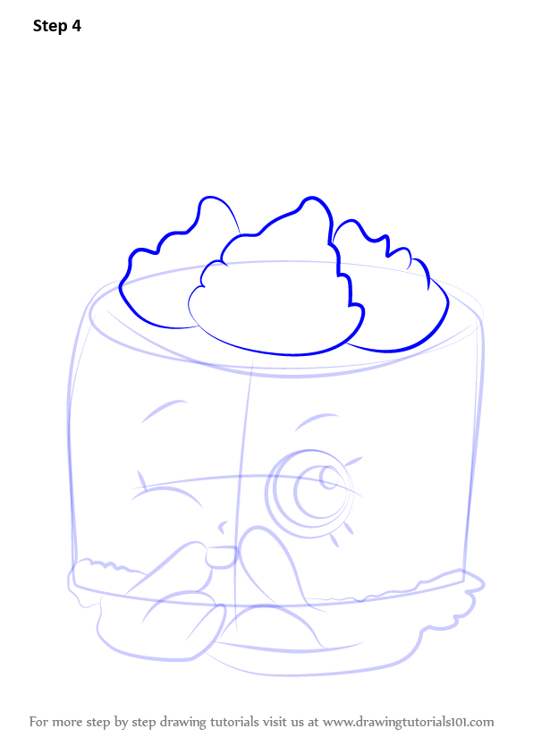 Learn how to draw cheese louise from shopkins shopkins for How to draw cheese step by step
