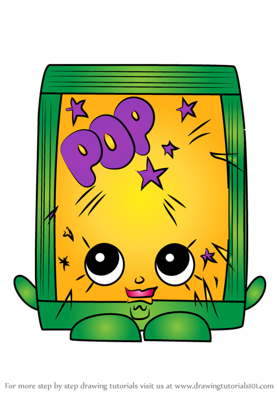 Learn How to Draw PopRock from