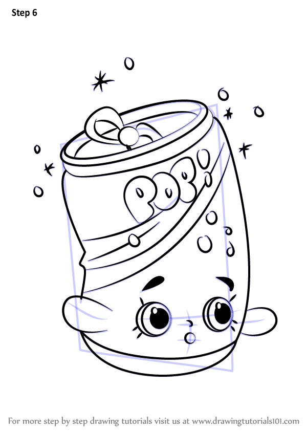 no soda coloring pages - photo#28