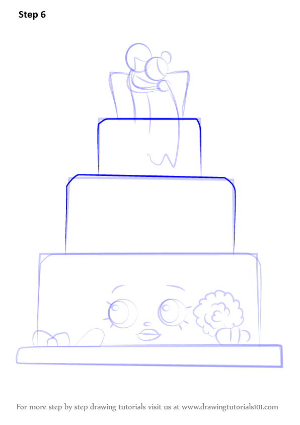 how to draw a wedding couple step by step