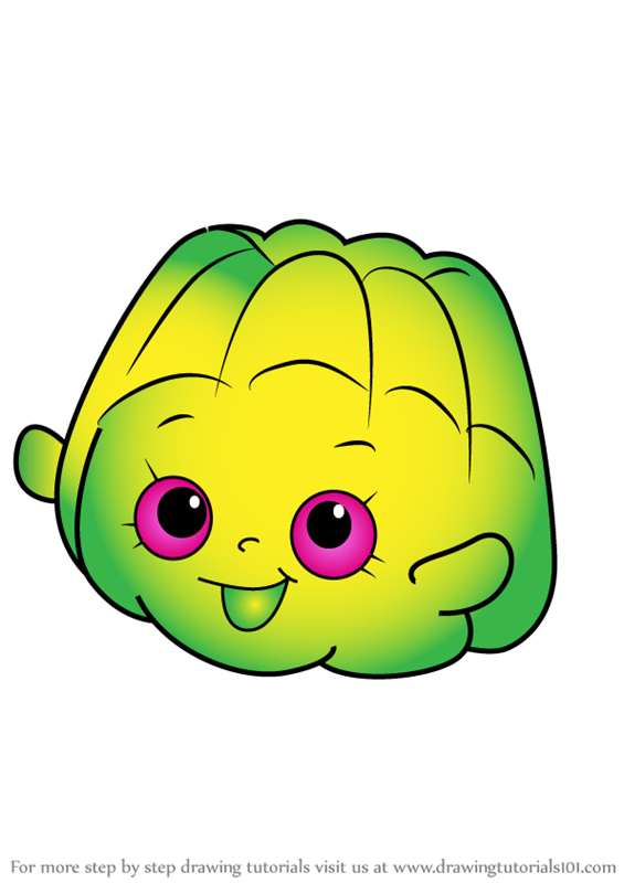 HD Wallpapers Shopkins Characters Wobbles Coloring Pages