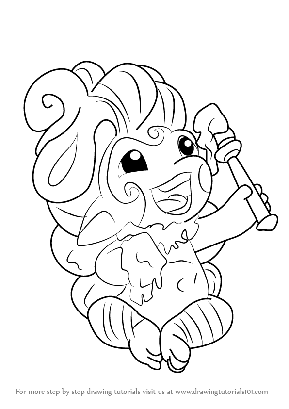 zelf coloring pages to print - photo#36