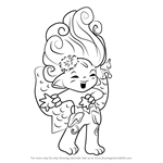 How to Draw Fairy-Bloom from The Zelfs