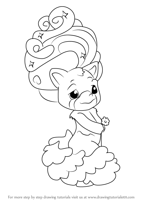 Coloring Pages Zelfs : Learn how to draw ooma from the zelfs step by