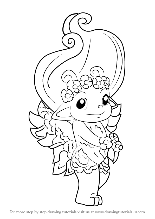 zelfs coloring pages - photo #48