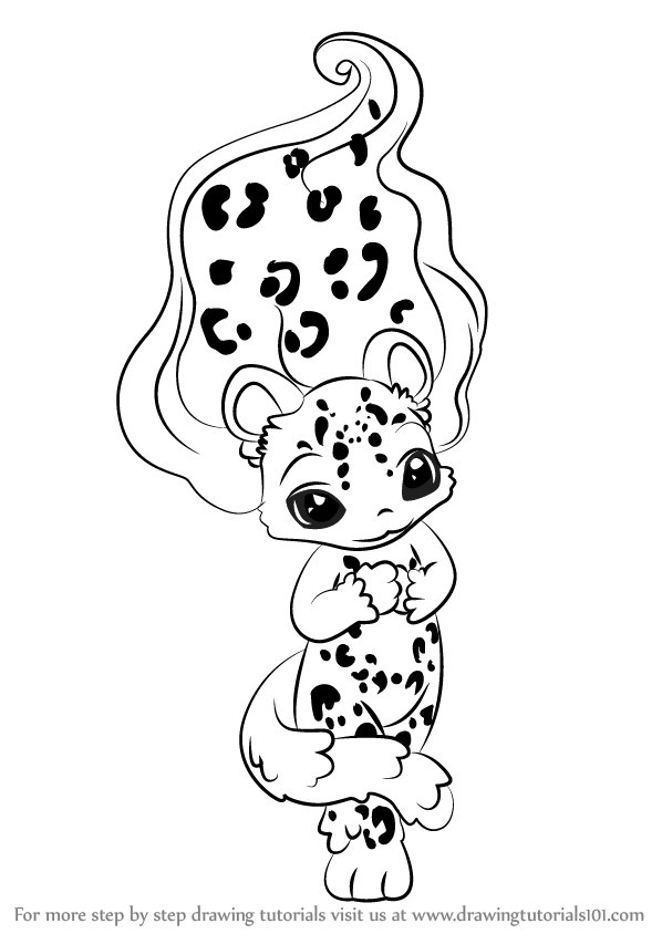 zelfs coloring pages | All Zelfs Coloring Coloring Pages