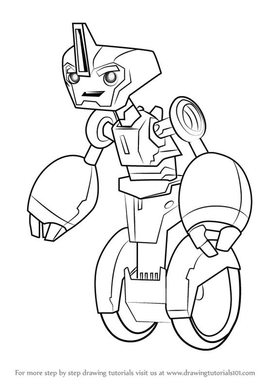 Learn How to Draw Fixit from Transformers