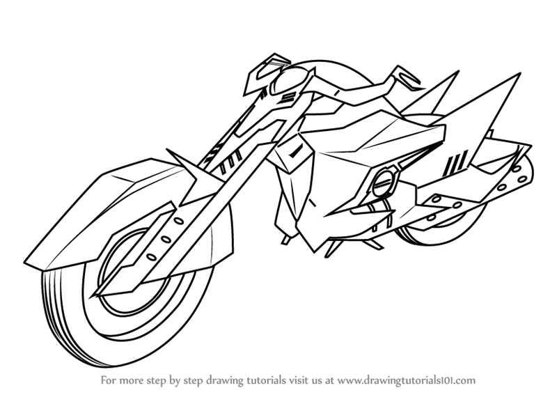 learn how to draw fracture disguised from transformers