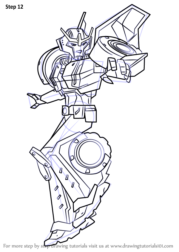Learn How to Draw Strongarm from