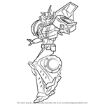 How to Draw Strongarm from Transformers