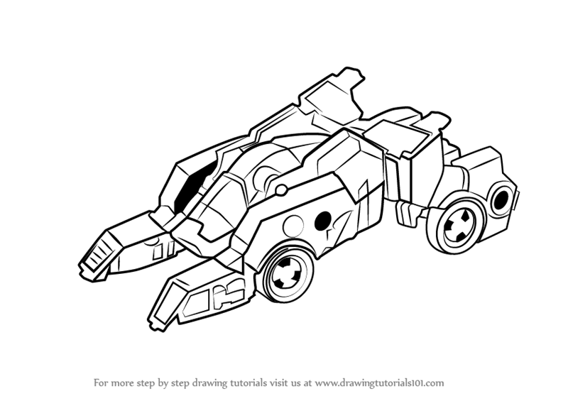Learn How to Draw Underbite Disguised from Transformers ...