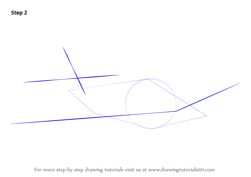 Learn How To Draw Airplane Sketch Airplanes Step By Drawing Tutorials