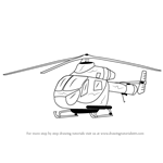 How to Draw an Air Ambulance