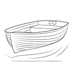 How to Draw Boat at Dock