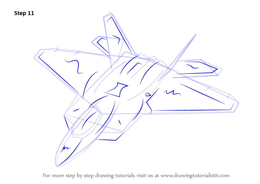 f 22 raptor coloring pages - photo #44