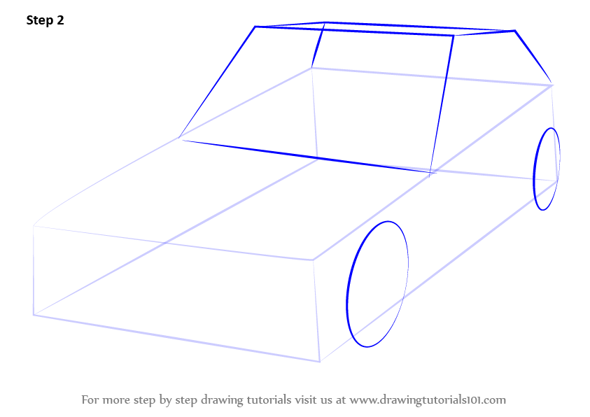 Learn How To Draw Aston Martin Dbs Sports Cars Step By