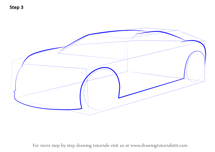 learn how to draw bugatti chiron sports cars step by step drawing tutorials. Cars Review. Best American Auto & Cars Review