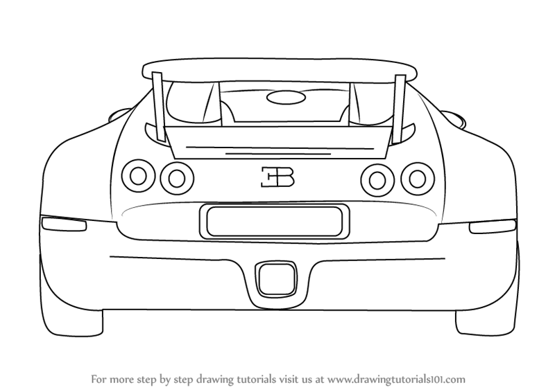 learn how to draw cars pdf