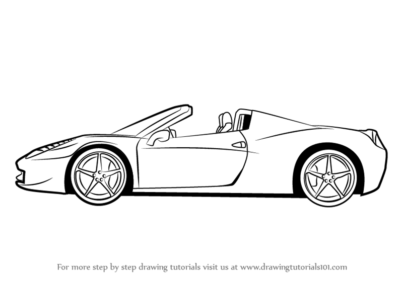 bmw z4 cartoon