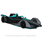 How to Draw Formula E