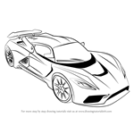 How to Draw Venom F5