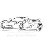 How to Draw Venom GT