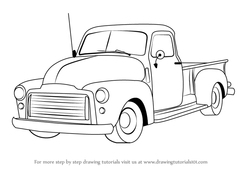 how to identify old vehicle make by its shape