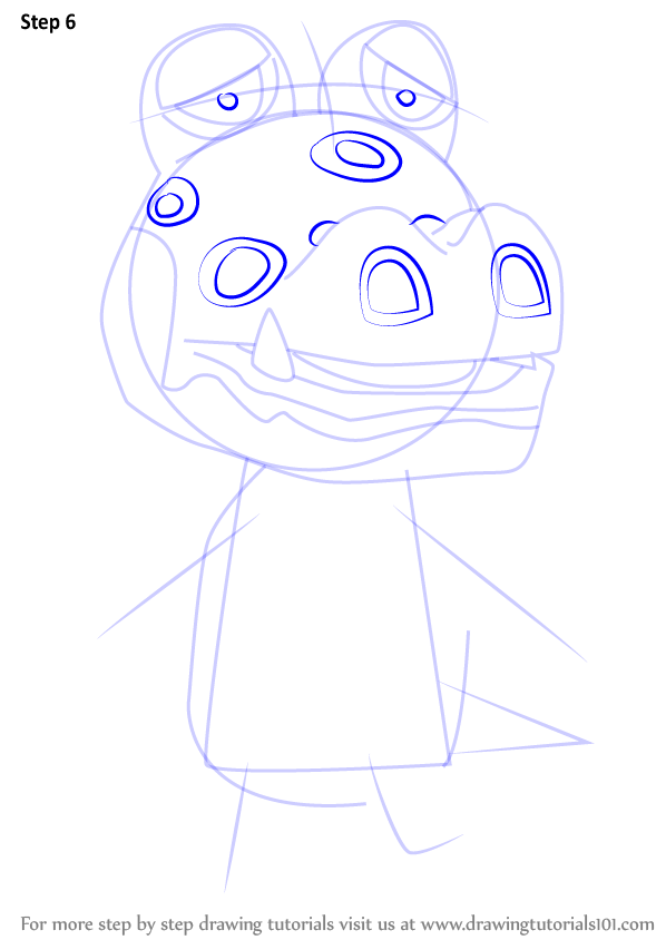 Learn How To Draw Alfonso From Animal Crossing Angry