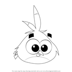 How to Draw Luca from Angry Birds