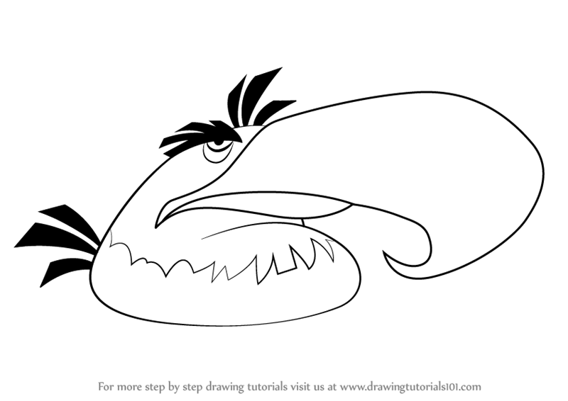 mighty eagle coloring pages - photo#5