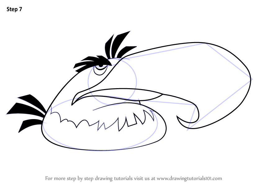 Angry birds coloring pages mighty eagle coloring page for Angry birds coloring pages for learning colors