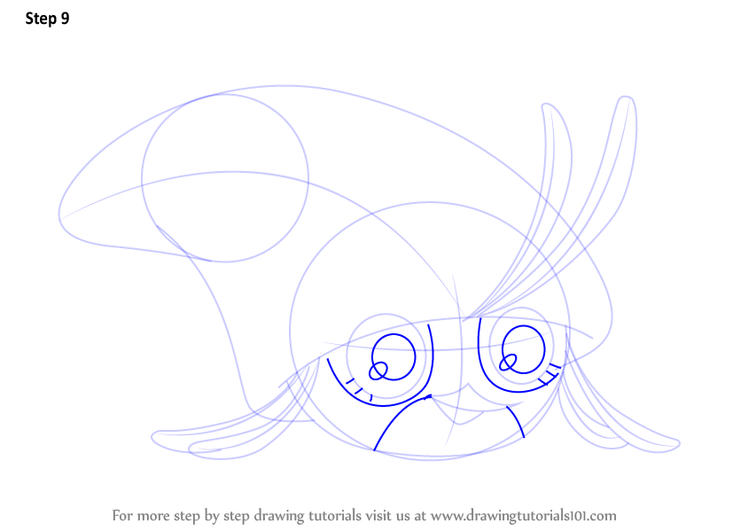 Learn How To Draw Willow From Angry Birds (Angry Birds