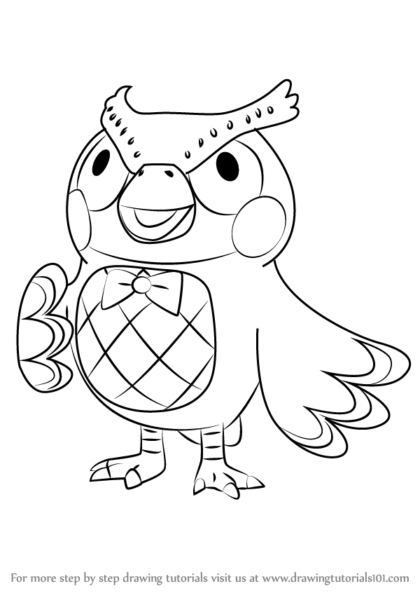 coloriage animal crossing 28 best  free photos