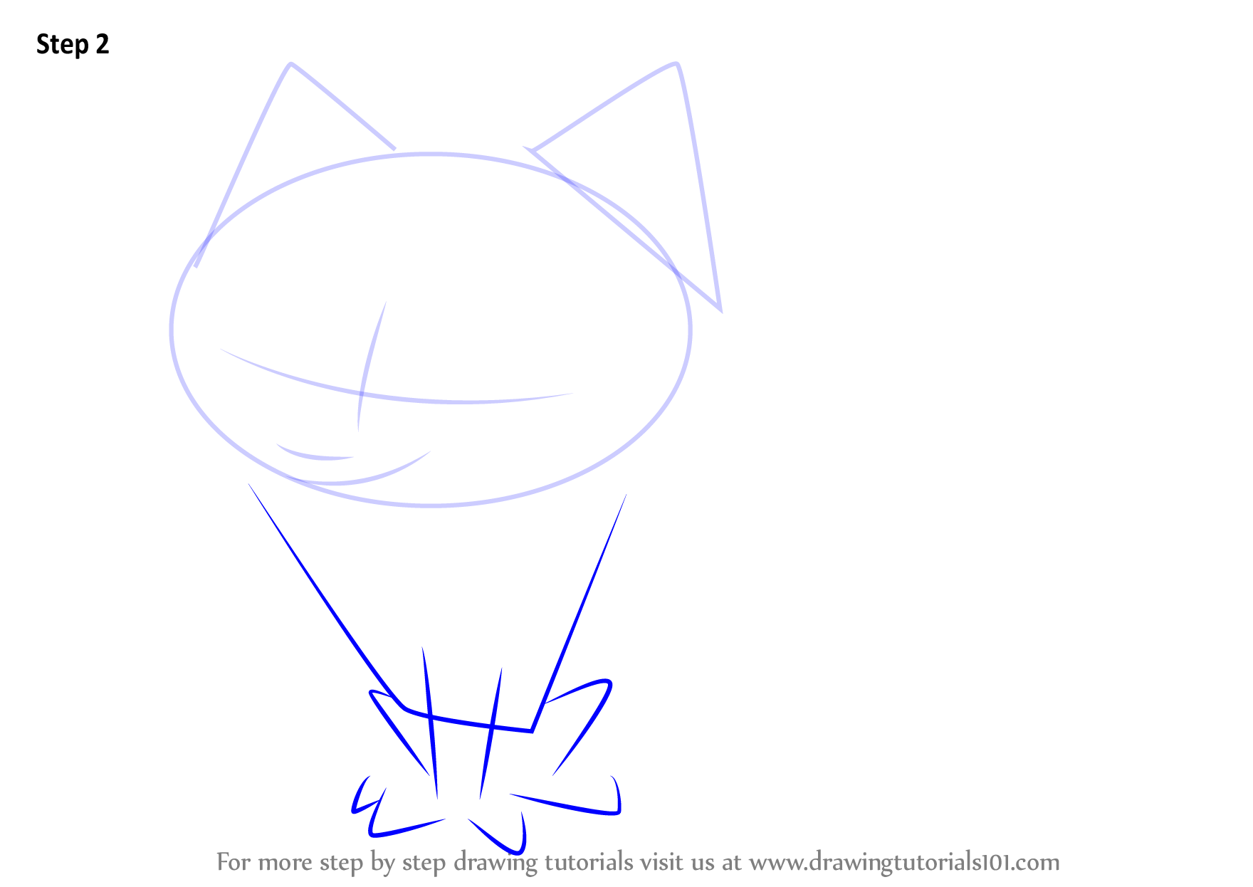 learn how to draw arctic fox from animal jam animal jam step by