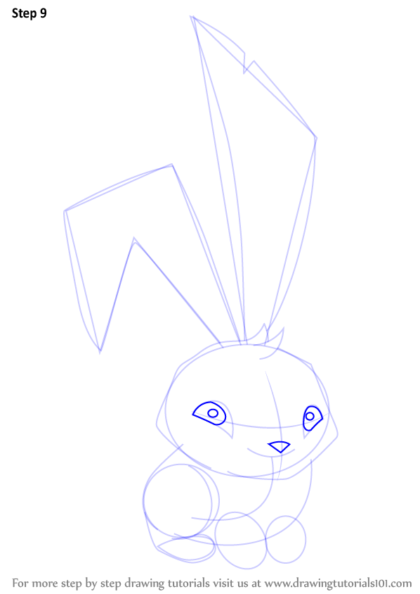 Learn how to draw bunny from animal jam animal jam step by step learn how to draw bunny from animal jam animal jam step by step drawing tutorials ccuart Choice Image