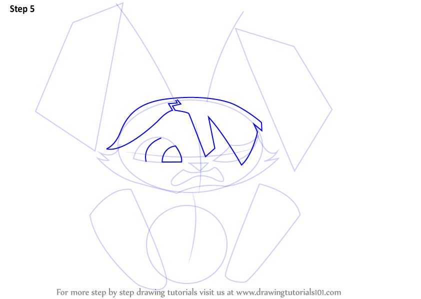 Image of: Bunny Make Hairs Retinas Newsarama Learn How To Draw Peck From Animal Jam animal Jam Step By Step