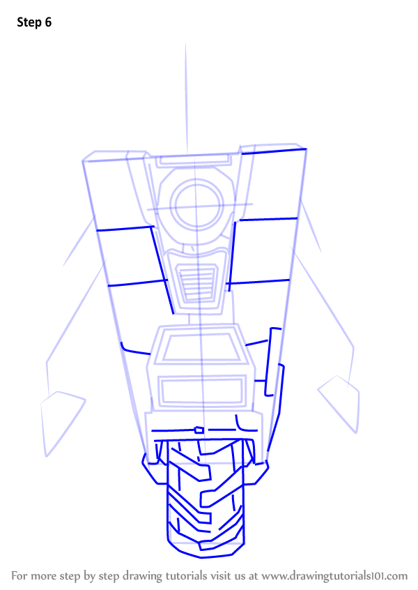 Learn How To Draw Claptrap From Borderlands Borderlands