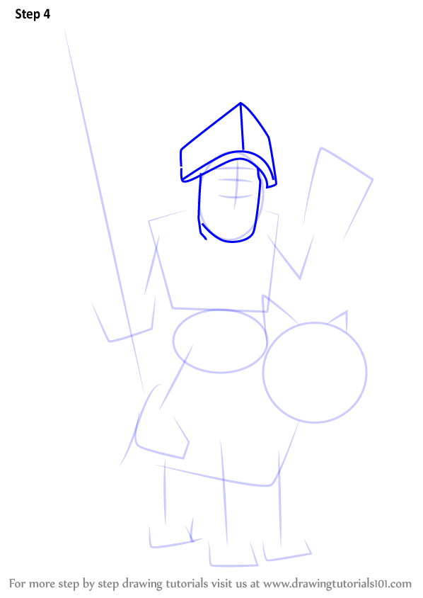 Learn How To Draw Prince From Clash Royale Clash Royale