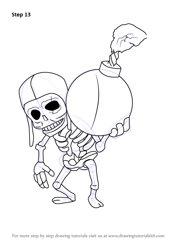 clash of clans minion coloring pages coloring pages