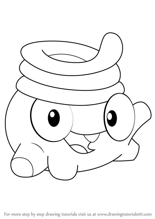 Cut the rope coloring pages ~ Learn How to Draw Toss from Cut the Rope (Cut the Rope ...