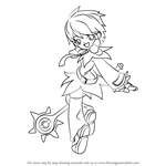 How to Draw Aisha from Elsword