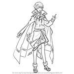 How to Draw Henry from Fire Emblem