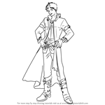 How to Draw Lloyd from Fire Emblem