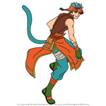 How to Draw Ranulf from Fire Emblem
