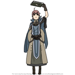 How to Draw Ricken from Fire Emblem