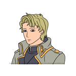 How to Draw Roberto (Archanea Saga) from Fire Emblem