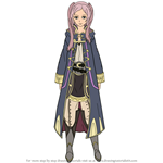 How to Draw Robin - Female from Fire Emblem
